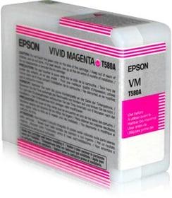 T580A vivid magenta cartuccia d'inchiostro Epson 798282800000 N. figura 1
