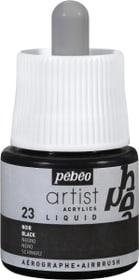 Pébéo Colorex Pebeo 663511502300 Farbe Schwarz Bild Nr. 1