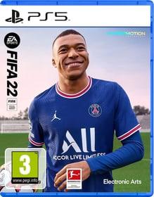 PS5 - FIFA 22 Box 785300161106 Photo no. 1