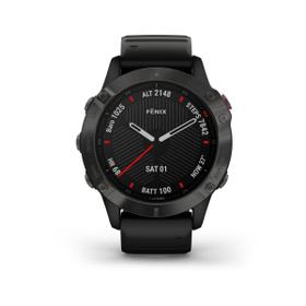 Fenix 6 Sapphire GPS-Laufuhr Garmin 463095700000 Bild-Nr. 1