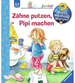 lavarsi i denti, fare la pipì Libro per bambini 785300159249 N. figura 1
