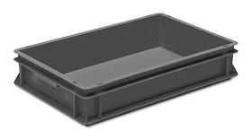 Contenitore impilabile 600 x 400 x 117 mm Contenitore utz 603592800000 N. figura 1
