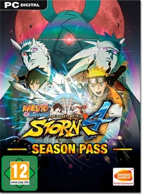 PC - Naruto Shippuden: Ultimate Ninja Storm 4 - Season Pass - D/F/I Download (ESD) 785300134416 N. figura 1