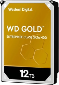 "Harddisk Gold 12 TB 3.5"" HDD Intern Western Digital 785300150222 Bild Nr. 1"