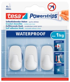 Waterproof Haken oval small Tesa 675275700000 Bild Nr. 1