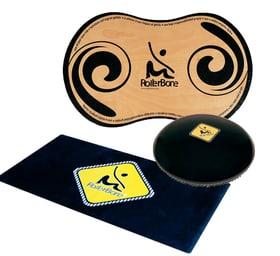 1.0 Softpad Set + Carpet Balance Trainer Rollerbone 467310400000 Bild-Nr. 1