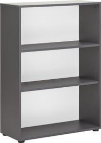 OFFICE X Scaffale medio 401862503084 Dimensioni L: 80.0 cm x P: 34.0 cm x A: 108.3 cm Colore Antracite N. figura 1