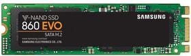 SSD 860 EVO 256 GB M.2 S-ATA III SSD Intern Samsung 785300132505 Bild Nr. 1