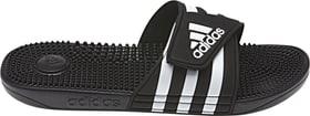 Adissage Mocassino per uomo Adidas 479591740520 Colore nero Taglie 40.5 N. figura 1