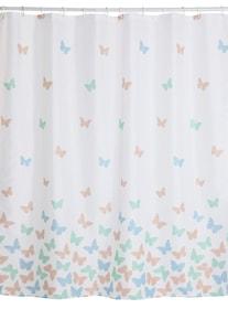 SASKIA Tenda da doccia 180x180 cm 453149653410 Colore Bianco Dimensioni L: 180.0 cm x A: 180.0 cm N. figura 1