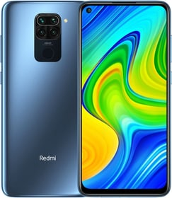 REDMI Note 9 128 GB Grey Smartphone xiaomi 785300153377 Photo no. 1