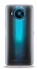 Soft-Cover Nokia 8.3 No.1 clear Coque Case 44 785300156348 Photo no. 1