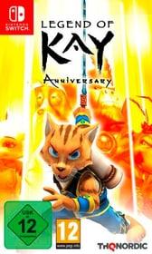 Switch - Legend of Kay (D) Box 785300134887 N. figura 1