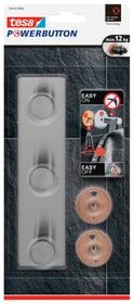 Powerbutton barra classic Gancio adesivo Tesa 675276300000 N. figura 1