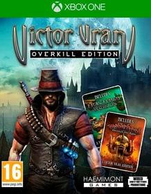 Xbox One - Victor Vran Overkill Edition Box 785300122341 Photo no. 1
