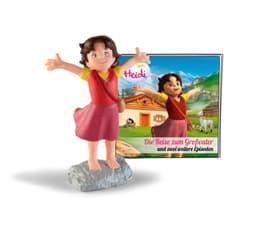 Tonies Hörbuch Heidi - Die Reise zum Großvater (DE) Hörbuch 747318300000 N. figura 1