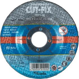 CUT-FIX, Metall ø 115 mm Trennscheiben kwb 610522300000 Bild Nr. 1