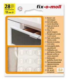 Rutsch- und Lärmstopper 3.2 mm / Ø 12 mm 28 x Fix-O-Moll 607082500000 Bild Nr. 1