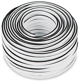 C4530S 2x4mm² 30m - Blanc Câble haut parleur Teufel 785300138181 Photo no. 1