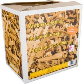 Anfeuerholz 10 kg im Karton 646004000000 Bild Nr. 1