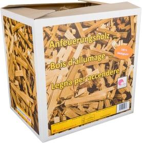 Bois d'allumage 10 kg im Karton 646004000000 Photo no. 1