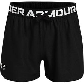 Play Up Shorts Fitnessshorts Under Armour 466831912820 Grösse 128 Farbe schwarz Bild-Nr. 1