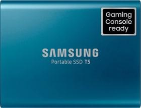 Portable SSD T5 500 GB blue Hard disk Esterno SSD Samsung 798229900000 N. figura 1