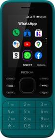 6300 4G Cyan Green Téléphone mobile Nokia 785300158004 Photo no. 1