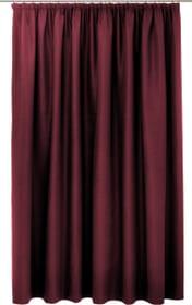 NICOLAS Tenda preconfezionata oscurante 430275321833 Colore Rosso scuro Dimensioni L: 300.0 cm x A: 260.0 cm N. figura 1