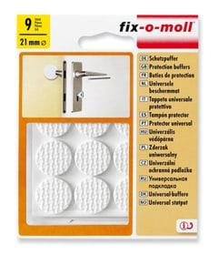 Schutzpuffer Ø 21 mm 9 x Fix-O-Moll 607083600000 Bild Nr. 1