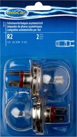 Lampadina per fanali asimmetrica R2 Lampadina Miocar 620455500000 N. figura 1