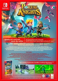 Portal Knights [NSW] (D) Box 785300131749 N. figura 1