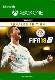 Xbox One - FIFA 18: Ronaldo Edition Download (ESD) 785300136410 Langue Français, Allemand, Italien Plate-forme Microsoft Xbox One Photo no. 1