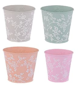 Motivo floreale Vaso di fiori Do it + Garden 657629900000 N. figura 1