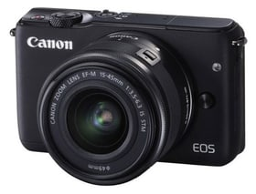Canon EOS M10 Kit, 15-45mm IS STM Appare Canon 95110044804816 Photo n°. 1