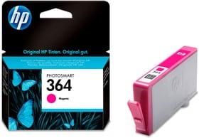 CB319EE Tintenpatrone Nr. 364 magenta Tintenpatrone HP 797506900000 Bild Nr. 1