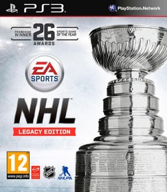 PS3 - NHL 16 Legacy Edition