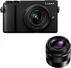 DC-GX9WEG-K 12-32mm +35-100mm Systemkamera Kit Panasonic 785300145173 Bild Nr. 1
