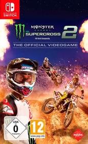 NSW - Monster Energy Supercross - The Official Videogame 2 Box 785300140763 Bild Nr. 1