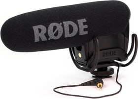 Rode VideoMic Pro R, Kondensator Mikrofon für DSLR/Camcorder