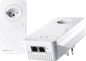 Magic 2 WiFi Starter Kit Adaptateur réseau devolo 785300139332 Photo no. 1