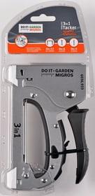 Tacker 3in1 6-14mm Klammer/Nagel/Pin Tacker Do it + Garden 603693300000 Bild Nr. 1