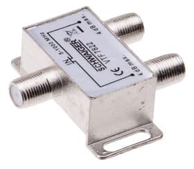 Distributeur d'antenne Schwaiger 613140600000 Photo no. 1