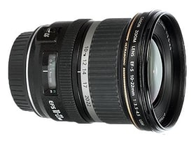 Canon EF-S 10-22mm 3.5-4.5 USM objectif 95110000303213 Photo n°. 1