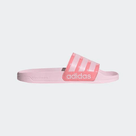 Adilette Shower Sandali da donna Adidas 479598640538 Taglie 40.5 Colore rosa N. figura 1