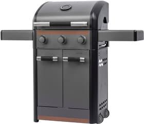 RIO 3B Grill a gas Sunset BBQ 753562400000 Versione con montaggio professionale N. figura 1