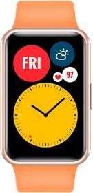Watch Fit Cantalo/Orange Smartwatch Huawei 785300155713 Photo no. 1
