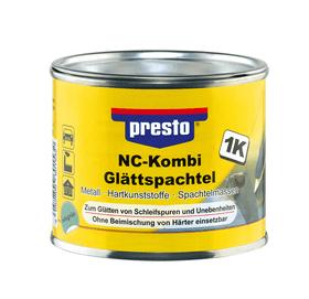 Nitro Kombi Glättspachtel 1K 250 g Spachtelmasse Presto 620483400000 Bild Nr. 1