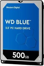 """Harddisk WD Blue 2.5"""" SATA 500 GB HDD Intern Western Digital 785300153348 Bild Nr. 1"""