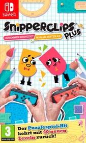 NSW - Snipperclips Plus - Zusammen schneidet man am besten ab! D Box 785300130166 Photo no. 1